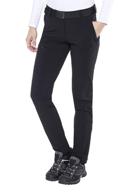Maier Sports Inara Slim - Pantalon long Femme - noir